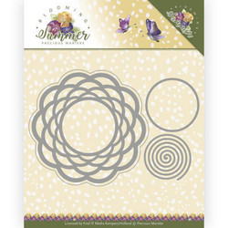 Precious Marieke Blooming Summer stanssisetti Braided Circle