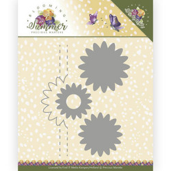 Precious Marieke Blooming Summer stanssisetti Pop-up Flower 1