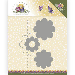 Precious Marieke Blooming Summer stanssisetti Pop-up Flower 2