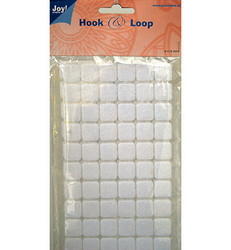 Joy! crafts Hook & Loop -tarrapidike, 15 x 15 mm