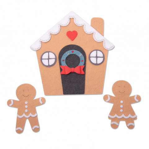 Sizzix Bigz Plus stanssi Gingerbread House