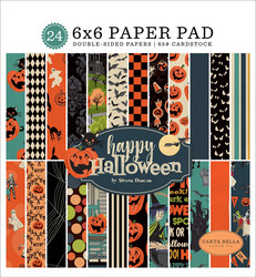 Carta Bella Happy Halloween -paperipakkaus