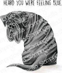 Stamping Bella Mastiff -leimasinsetti
