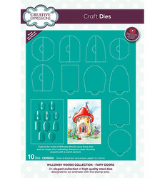 Creative Expressions stanssisetti Fairy Doors