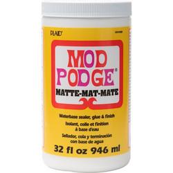 Mod Podge -liimalakka, 946 ml, matta