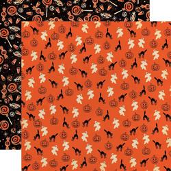 Carta Bella Happy Halloween skräppipaperi Happy Haunting