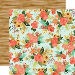 Carta Bella Fall Market skräppipaperi Autumn Floral
