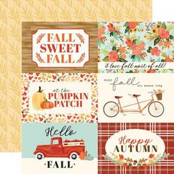 Carta Bella Fall Market skräppipaperi 4