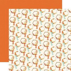 Carta Bella Fall Market skräppipaperi Wreaths