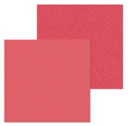 Doodlebug skräppipaperi Ladybug Dot Stripe