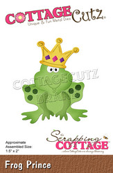 CottageCutz stanssi Frog Prince