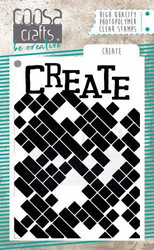 Coosa crafts leimasin Create