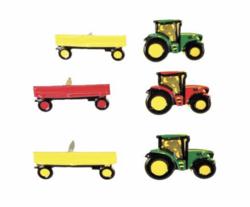 Haaraniitit Traktori. 12 kpl