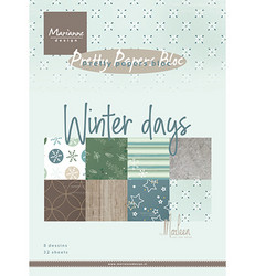 Marianne Design Winter Days -paperikko