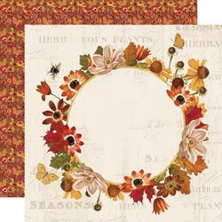 Simple Stories Autumn Splendor skräppipaperi Splendor
