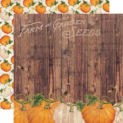Simple Stories Autumn Splendor skräppipaperi Harvest Memories