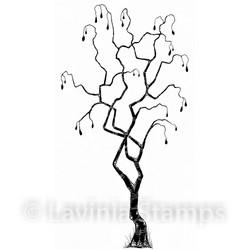Lavinia Stamps leimasin Tree of Faith