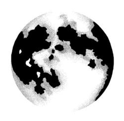 Lavinia Stamps leimasin Moon