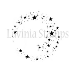 Lavinia Stamps leimasin Star Cluster
