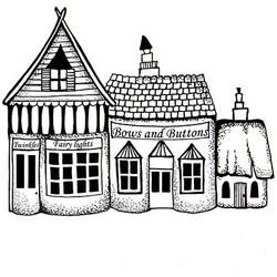 Lavinia Stamps leimasin Fairy Shops 2