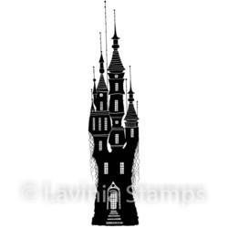 Lavinia Stamps leimasin Far World Castle