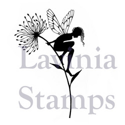 Lavinia Stamps leimasin Seeing is Believing