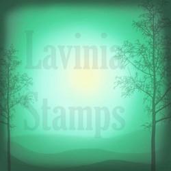 Lavinia Stamps SceneScapes taustapaperi Spring Mist