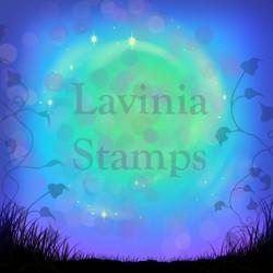 Lavinia Stamps SceneScapes taustapaperi Midnight Haze