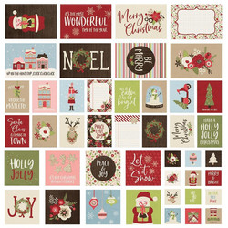 Simple Stories Holly Jolly Sn@p! Card Pack, leikekuvat