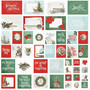 Simple Stories Country Christmas Sn@p! Card Pack, leikekuvat