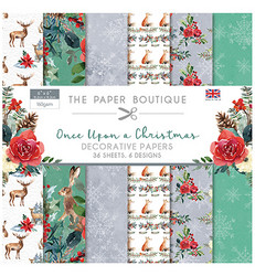 The Paper Boutique paperikko Once Upon A Christmas