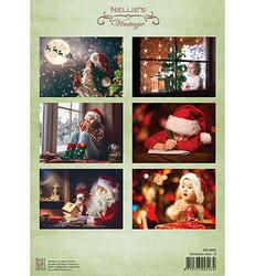 Nellie's Christmas Time -korttikuvat