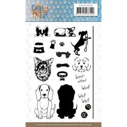 Amy Design kirkas leimasinsetti Dog's World