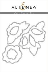 Altenew stanssisetti Wavy Roses