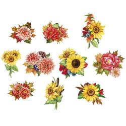 Valmiiksi leikattuja 3D kuvia, Flowers