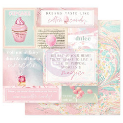 Prima Dulce -skräppipaperi Fairy Dust