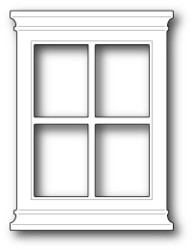 Poppystamps Small Madison Window -stanssi