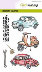 CraftEmotions leimasinsetti Classic Cars 2