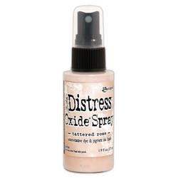 Distress Oxide -suihke, sävy tattered rose