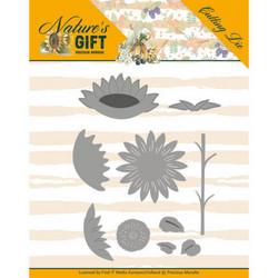 Precious Marieke Nature's Gift stanssisetti Sunflowers