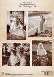 Nellie's Summer Wedding -korttikuvat