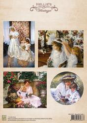 Nellie's Beautiful Ladys -korttikuvat