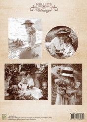 Nellie's Summertime -korttikuvat