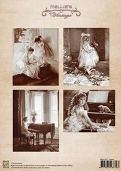 Nellie's Piano -korttikuvat