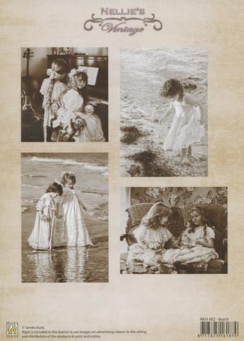 Nellie's Beach -korttikuvat