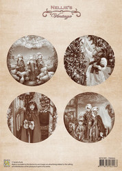 Nellie's Children -korttikuvat