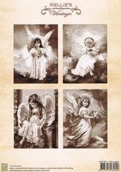 Nellie's Little Angels -korttikuvat