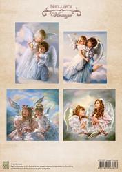 Nellie's Angel Friends -korttikuvat