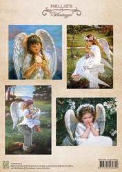 Nellie's Angel Wings -korttikuvat