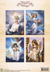 Nellie's Sweet Angels -korttikuvat